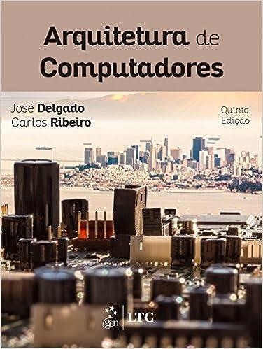 Book Arquitetura de Computadores
