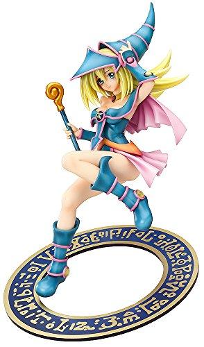 - Max Factory Yu-Gi-Oh!: Dark Magician Girl PVC Figure (1:7 Scale)