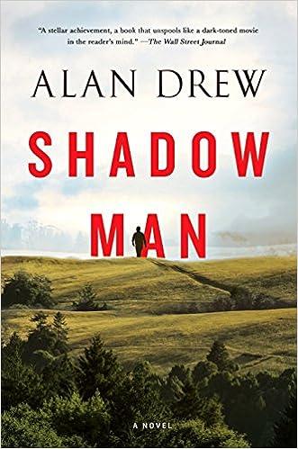 Book Shadow Man: A Novel