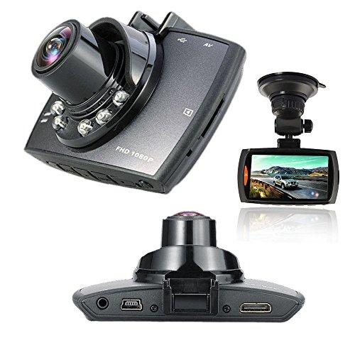 Provenice 1080P Camera Vision G sensor