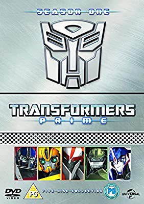 Transformers - Prime: Season One - Darkness Rising [DVD]