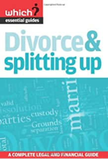 Diy divorce and separation the expert guide to representing divorce splitting up a complete legal and financial guide which essential guides solutioingenieria Gallery