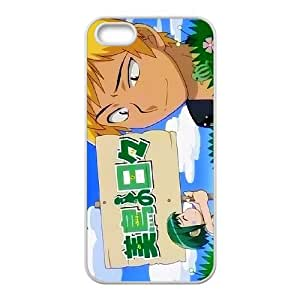 Midori No Hibi iPhone 4 4s Cell Phone Case White Zsxuj