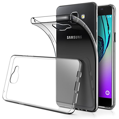 Galaxy A3 2016 Hülle Case, AICEK Ultra-Clear Samsung Galaxy A3 2016 Case Silikon Soft TPU Crystal Clear Premium Durchsichtig Handyhülle Schutzhülle Case Backcover Bumper Slimcase für Galaxy A3 2016