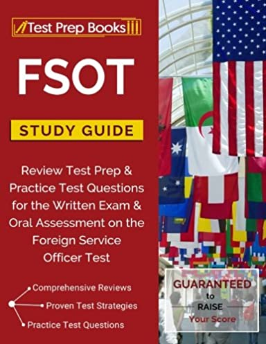 amazon com fsot study guide review test prep practice test rh amazon com HP Support Assistant 5.1.10.7 Support Staff