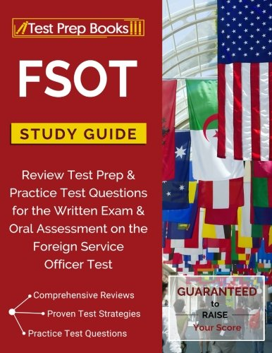 Top recommendation for foreign service exam study guide