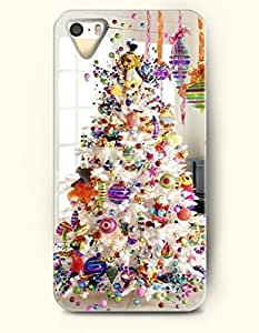 SevenArc iPhone 5 5s Case - Merry Christmas Xmas Tree D??cor