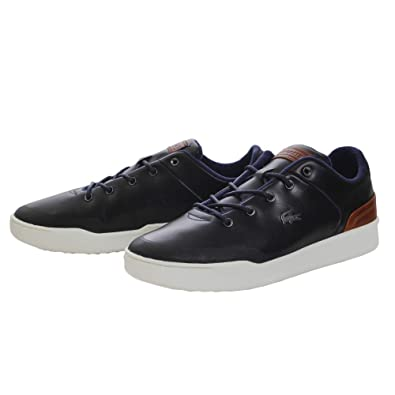 Zapatillas Lacoste Explorateur Classic Azul: Amazon.es: Zapatos y complementos