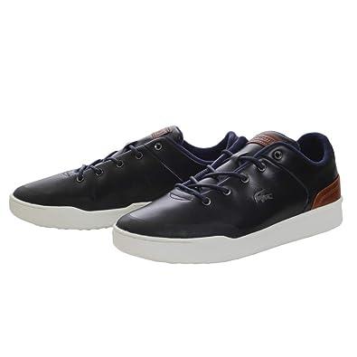 Zapatillas Lacoste Explorateur Classic Azul: Amazon.es: Zapatos y complementos