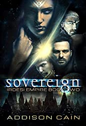 Sovereign (Irdesi Empire Book 2)