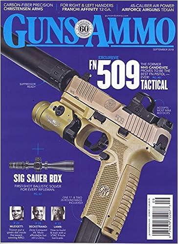 amazon guns ammo us september 2018 単号 antiques
