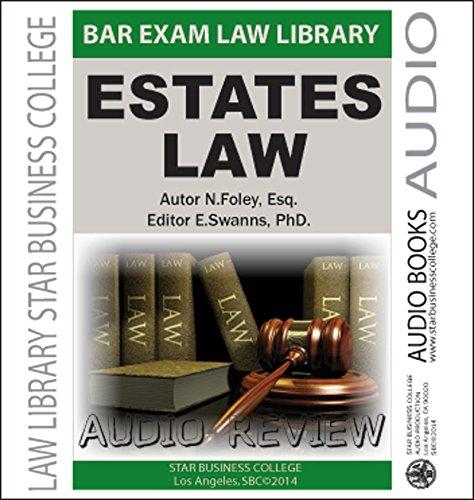 Download Estates Law, Summary Audio Review ebook