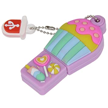 Uflatek 16 GB Pendrive Globo Aerostático Memoria Flash USB 2.0 ...