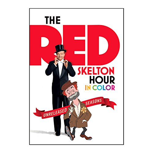 The Red Skelton Hour: 11 DVD collection of Red Skelton TV Shows by Time Life