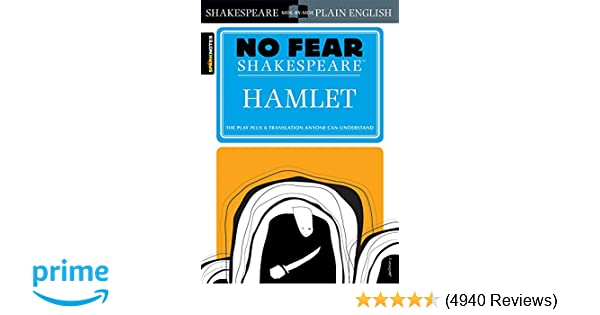 Hamlet no fear shakespeare william shakespeare 8601200641394 hamlet no fear shakespeare william shakespeare 8601200641394 amazon books fandeluxe Images