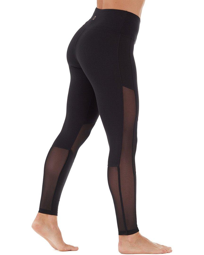 ba47ea45d7037 Amazon.com: Balance Collection Womens The Faye Legging, M Black: Clothing