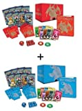 POKEMON TCG XY EVOLUTIONS ELITE TRAINER BOX SET OF 2 (CHARIZARD Y + BLASTOISE)