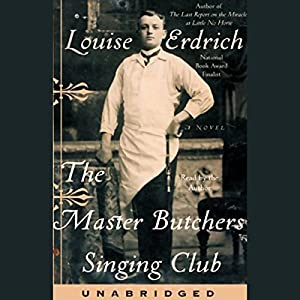 The Master Butcher's Singing Club Hörbuch