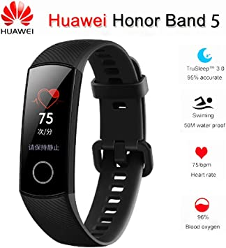 Amazon.com: Lovewe - Pulsera inteligente para Huawei Honor ...