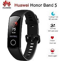 Smartband Huawei Honor Band 5 100% Original Bluetooth + Película Grátis *Compatível Apenas com Português de Portugal