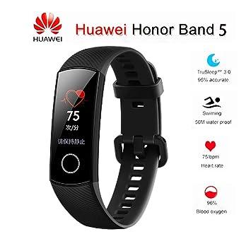 Amazon.com: Lovewe - Pulsera inteligente para Huawei Honor ...