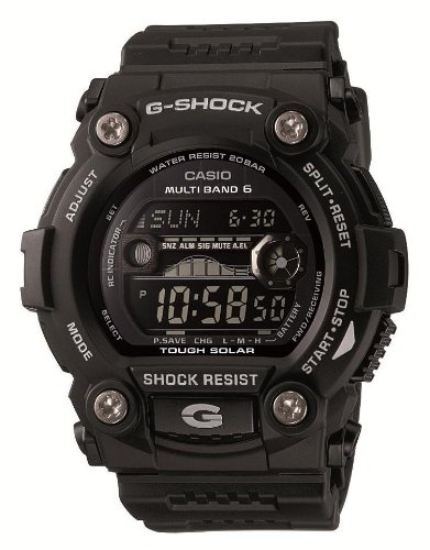 Japan National Costume For Male (Casio G Shock GW-7900B-1JF Tough Solar genuine national [Japan Import])