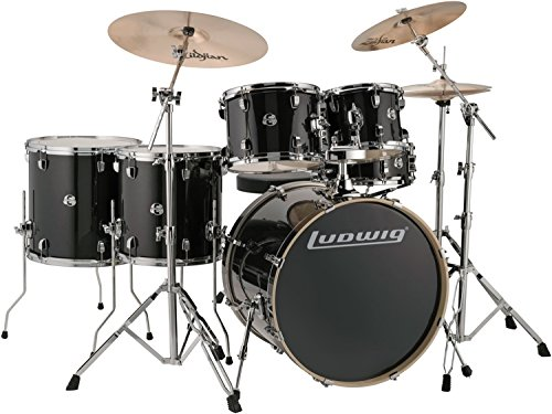 Ludwig Element Evolution 6-pc Drumset ()