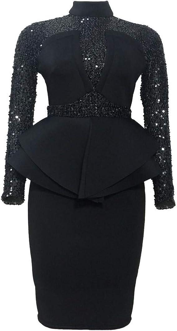 NEW LADY BLACK LACE FLORAL EMBROIDERY ELEGANT MIDI BODYCON DRESS SIZE 10-18 UK