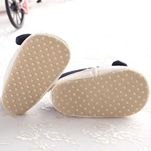 Saingace Baby-Säuglings-Kind-Mädchen-weiche alleinige Krippe-Kleinkind-Neugeborene Sandelholz-Schuhe