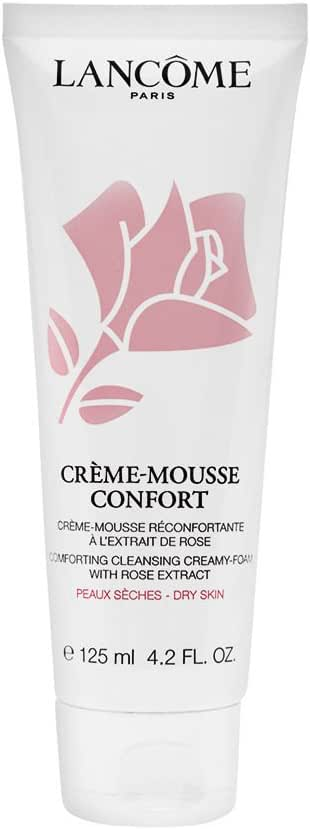 Lancome Creme-Mousse Confort Comforting Cleanser Creamy Foam, 125 ml