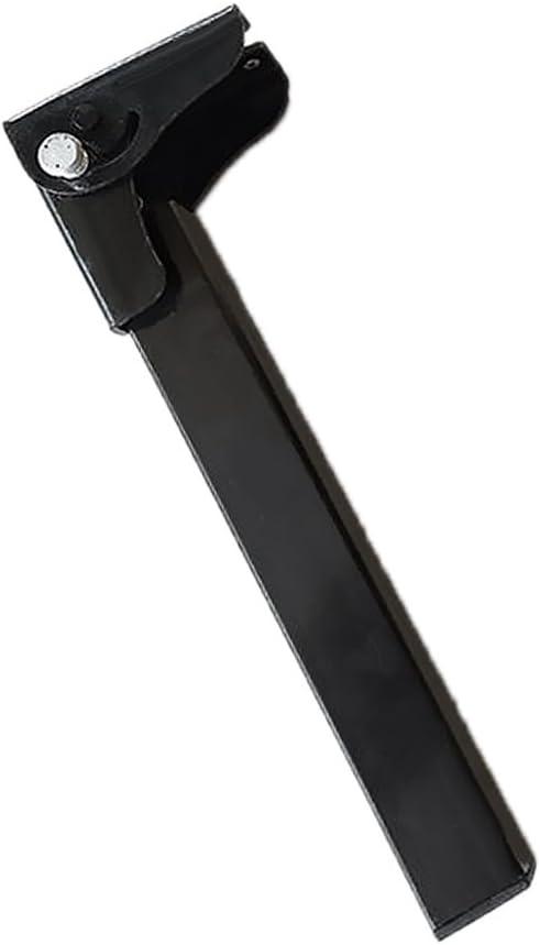 Pies De Acero//Patas De Plinto Sof/ás Cama Armarios Armarios Muebles De Cocina Negro 157 mm