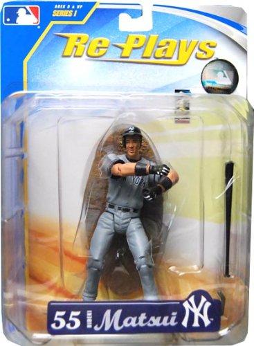 """Major League Baseball 4"""" Action Figure Hideki Matsui"""
