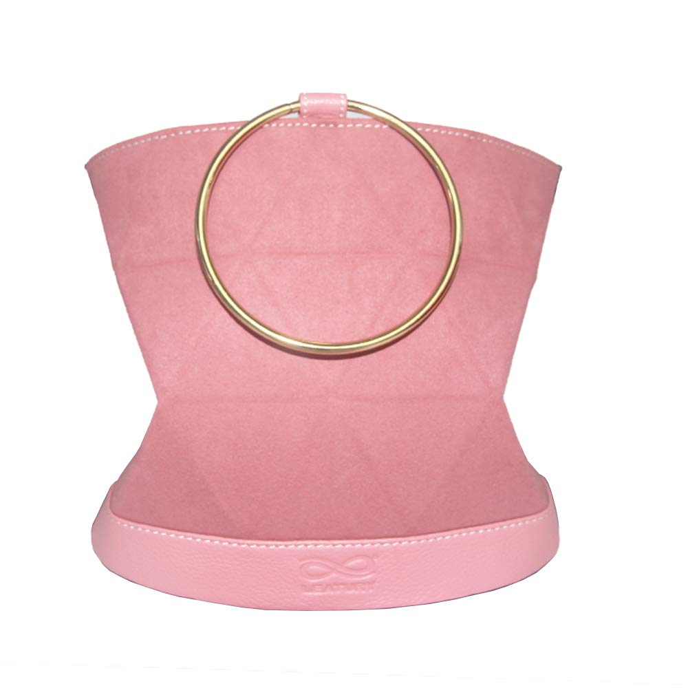 Ring Handbag Leather Shoulder Bag Crossbody Bag Bucket Bag,handbag,Shoulder Bags,Cosmetic bag,bags,Cross Body,Shoulder Backpack