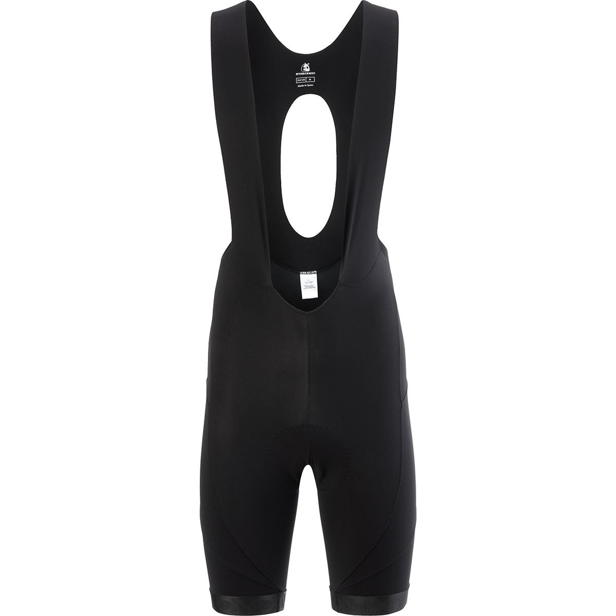 ETXEONDO Cuissard Orhi Bib-Short Men schwarz Größe XL 2018 Bib Shorts