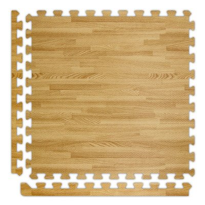 SoftWoods Set in Light Oak Size: 20′ x 40′