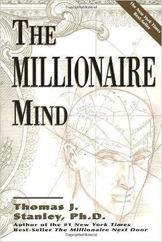 Ipad-kirjan lataukset The Millionaire Mind 0740718584 by Thomas J. Stanley in Finnish PDF RTF DJVU