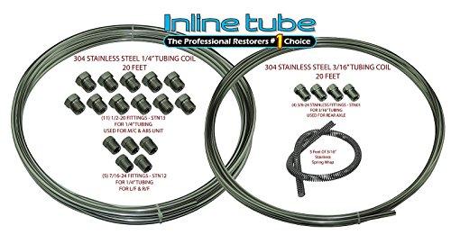 hydraulic line repair kit - 9