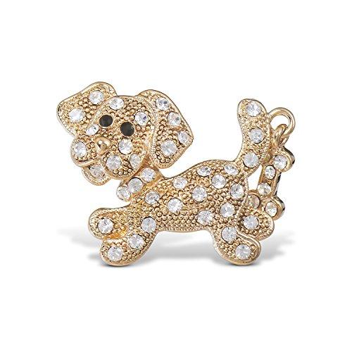 Austrian Crystal Rhinestone Dog Collar - 9