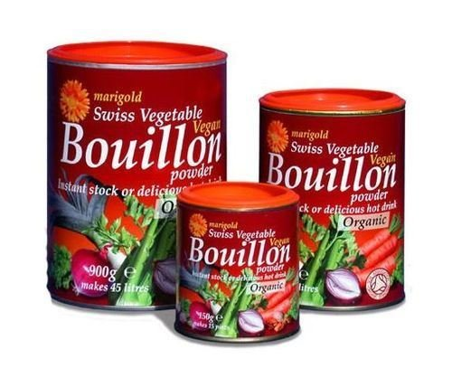 Marigold - Organic Swiss Vegetable Vegan Bouillon Powder - 500g