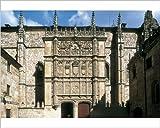 Photographic Print of SPAIN. Salamanca. University of Salamanca. Facade
