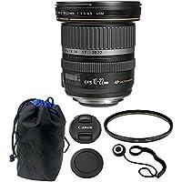 Canon EF-S 10-22mm f/3.5-4.5 USM Lens Kit for Canon DSLR Camera