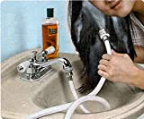 Sink Hoses 5ft. Indoor Turn Your Sink Into A Handy Shower!,White,60''
