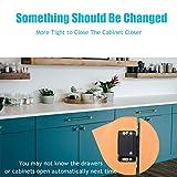 6 Pack Cabinet Door Latch/RV Drawer Latch, Latches