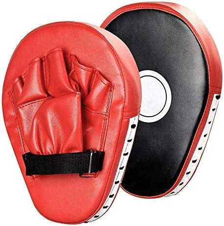 ZRZMBERzz Punch wanten boksen pads Doelwit Muay Thaise Pads Kickboksen Training Strike Doelwit Hand Pads Martial Arts Ponsen Shield