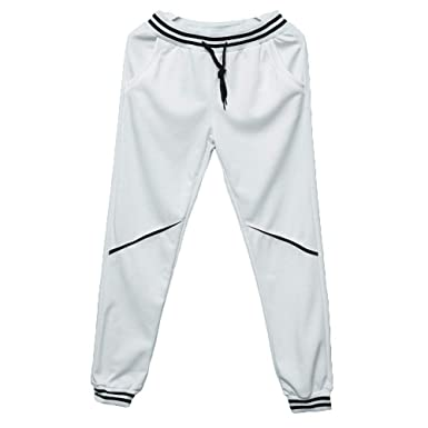 Pantalones De Chándal Hombres Hombre Hop Joggers Vintage Harem Hip ...