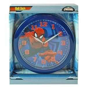 Amazon Com Spiderman Wall Clock Marvel Ultimate Spiderman