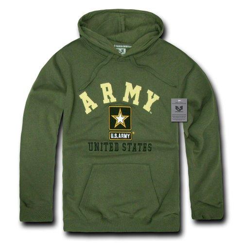 Fleece Army Pullover - 2