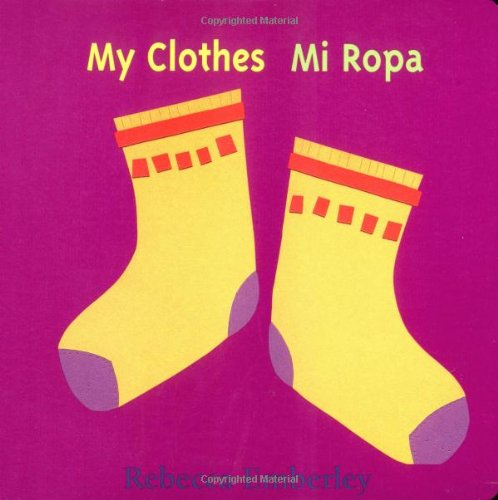 My clothes/Mi ropa