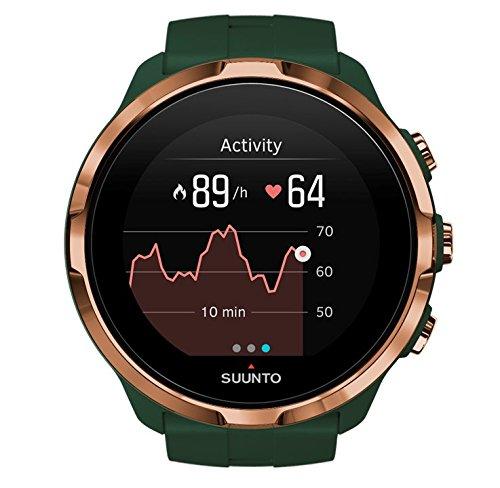 Suunto Spartan Ultra GPS Watch (Gold) by Suunto