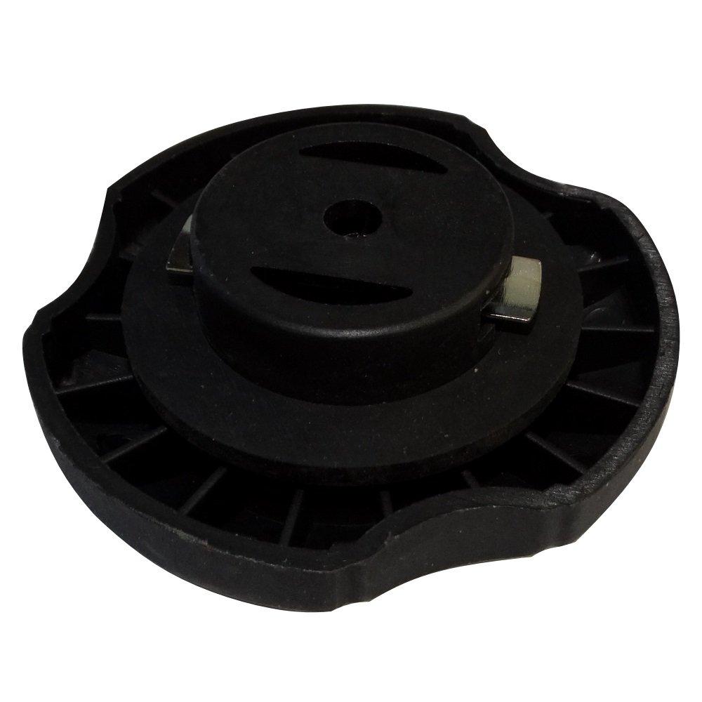 Aerzetix Oil Filler Cap C40050 Compatible With 0258.64 0258.55 9656384880